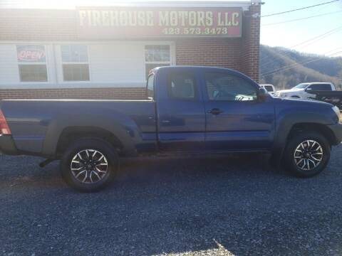 2015 Toyota Tacoma for sale at Firehouse Motors LLC in Bristol TN