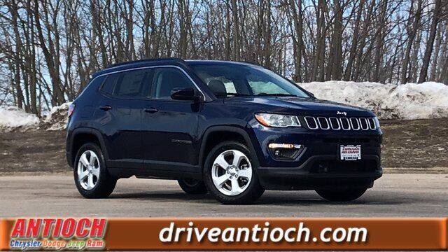 2021 Jeep Compass for sale in Antioch, IL