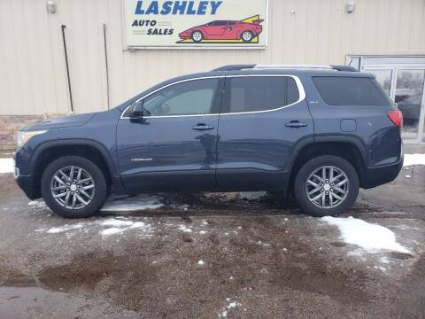 2019 GMC Acadia for sale at Lashley Auto Sales in Mitchell NE