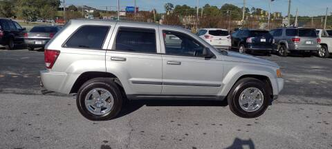 2008 Jeep Grand Cherokee for sale at Golden Corner Auto Sales in Seneca SC