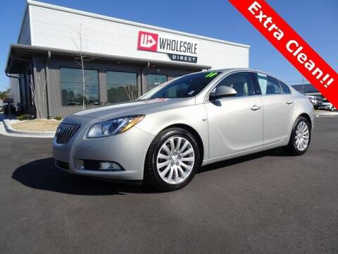 2011 Buick Regal for sale at Wholesale Direct in Wilmington NC