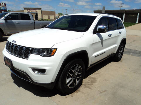 2019 Jeep Grand Cherokee for sale at J & L Sales LLC in Topeka KS
