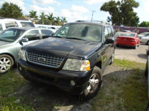2005 Ford Explorer for sale at Bargain Auto Mart Inc. in Kenneth City FL