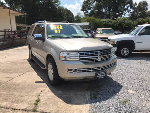 2007 Lincoln Navigator for sale at Port City Auto Sales in Baton Rouge LA