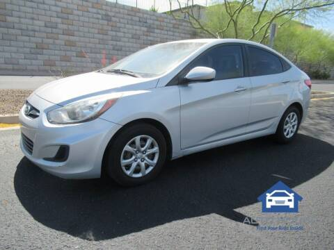 2013 Hyundai Accent for sale at AUTO HOUSE TEMPE in Tempe AZ