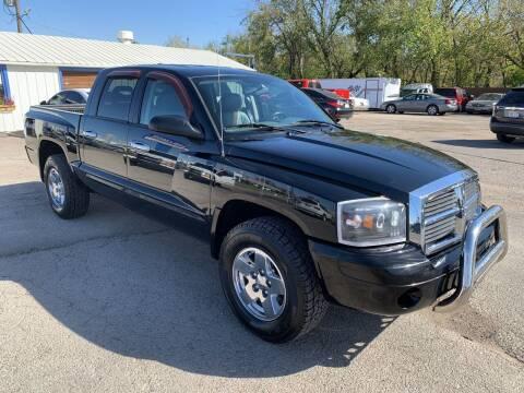 2005 Dodge Dakota for sale at Ol Mac Motors in Topeka KS