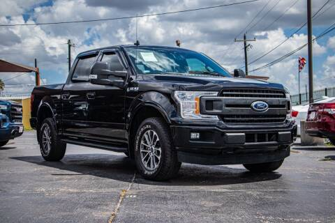 2019 Ford F-150 for sale at Jerrys Auto Sales in San Benito TX