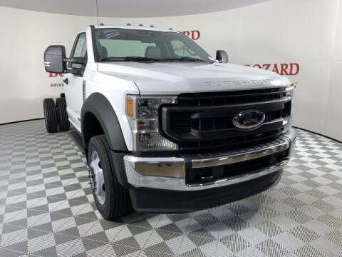 2021 Ford F-450 Super Duty for sale at BOZARD FORD in Saint Augustine FL