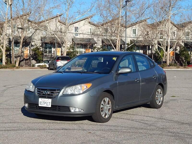 2010 Hyundai Elantra for sale at Crow`s Auto Sales in San Jose CA