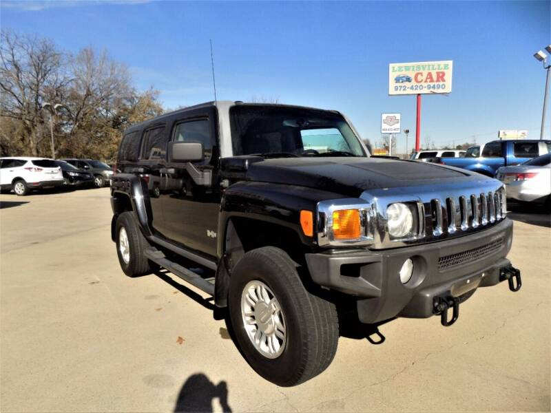 2006 HUMMER H3 for sale at Lewisville Car in Lewisville TX