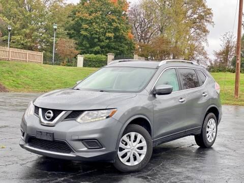 2016 Nissan Rogue for sale at Sebar Inc. in Greensboro NC