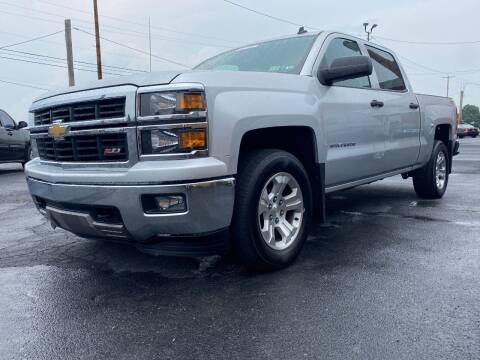 2014 Chevrolet Silverado 1500 for sale at Clear Choice Auto Sales in Mechanicsburg PA