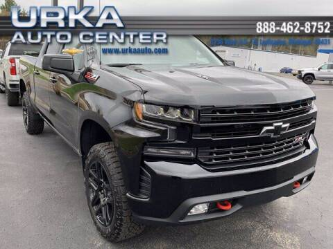 2021 Chevrolet Silverado 1500 for sale at Urka Auto Center in Ludington MI