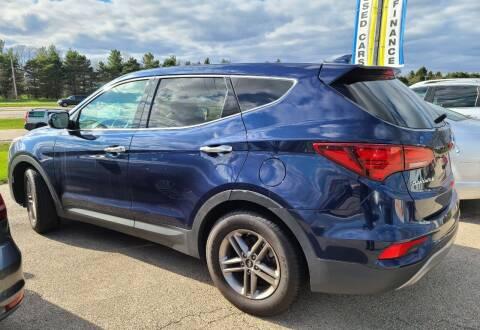 2017 Hyundai Santa Fe Sport for sale at Swan Auto in Roscoe IL