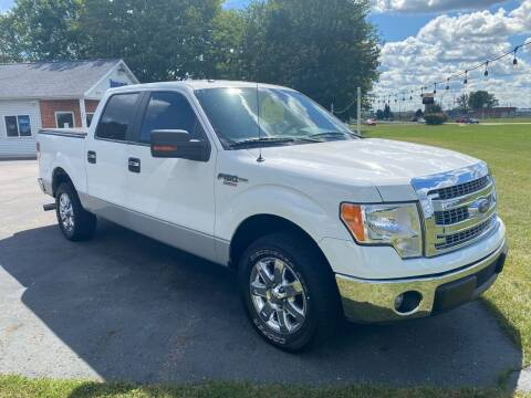 2013 Ford F-150 for sale at Rombaugh's Auto Sales in Battle Creek MI