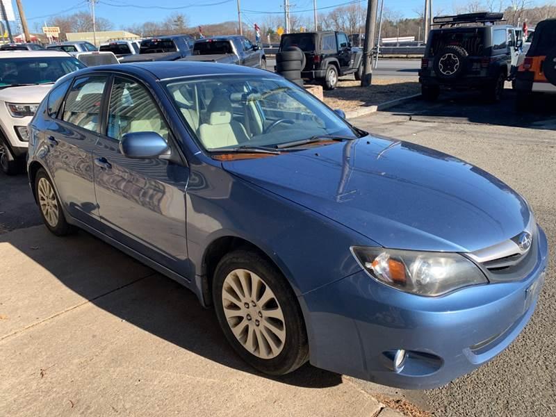 2010 Subaru Impreza for sale at 222 Newbury Motors in Peabody MA