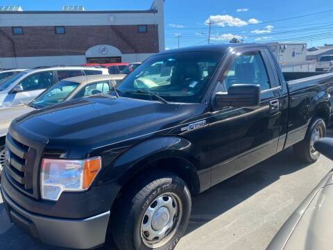 2011 Ford F-150 for sale at Blue Bird Motors in Crossville TN