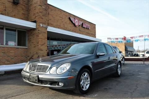 2006 Mercedes-Benz E-Class for sale at JT AUTO in Parma OH