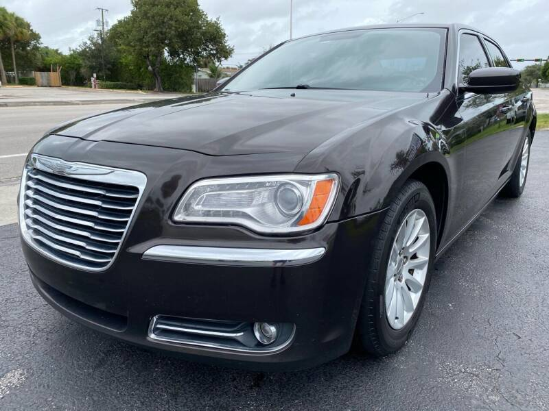 2013 Chrysler 300 for sale at KD's Auto Sales in Pompano Beach FL