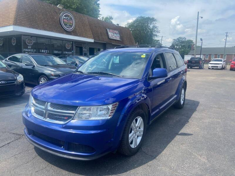 2012 Dodge Journey for sale at Billy Auto Sales in Redford MI
