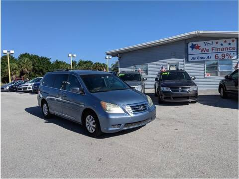 2008 Honda Odyssey for sale at My Value Car Sales in Venice FL
