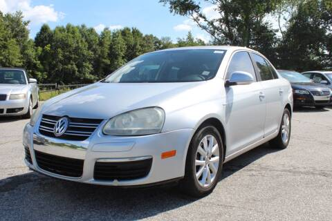 2007 Volkswagen Jetta for sale at UpCountry Motors in Taylors SC