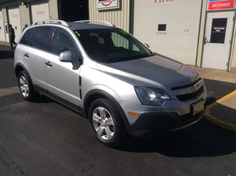 2013 Chevrolet Captiva Sport for sale at TRI-STATE AUTO OUTLET CORP in Hokah MN