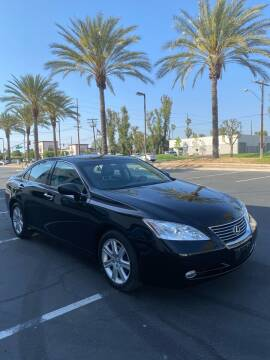 2009 Lexus ES 350 for sale at Worldwide Auto Group in Riverside CA