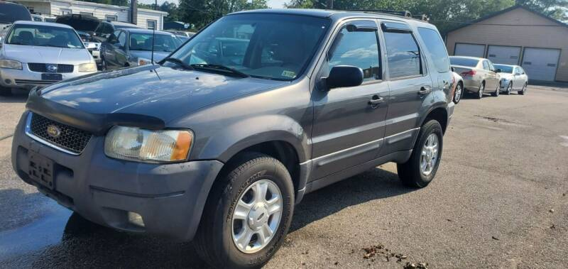 2004 Ford Escape for sale at AUTO NETWORK LLC in Petersburg VA