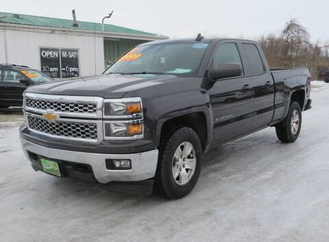 2015 Chevrolet Silverado 1500 for sale at Low Cost Cars in Circleville OH