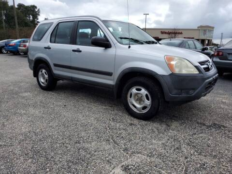 2002 Honda CR-V for sale at Ron's Used Cars in Sumter SC