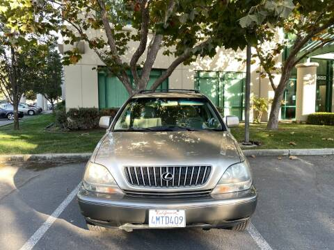2000 Lexus RX 300 for sale at Hi5 Auto in Fremont CA