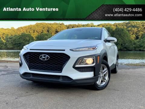 2019 Hyundai Kona for sale at Atlanta Auto Ventures in Roswell GA