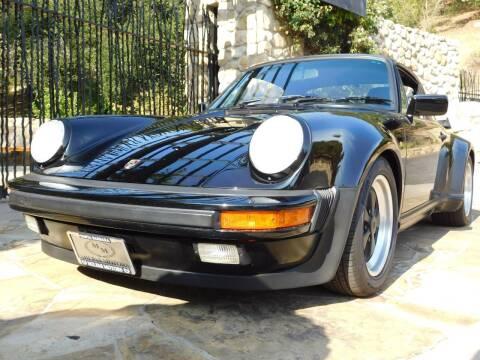 1987 Porsche 911 for sale at Milpas Motors in Santa Barbara CA
