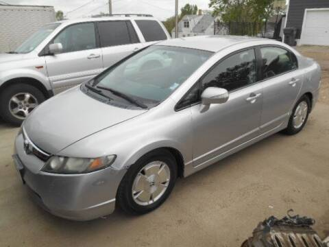 2006 Honda Civic for sale at Daryl's Auto Service in Chamberlain SD