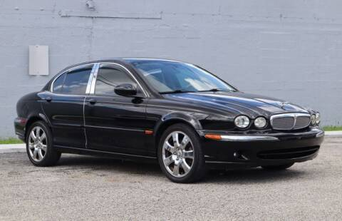 2006 Jaguar X-Type for sale at No 1 Auto Sales in Hollywood FL