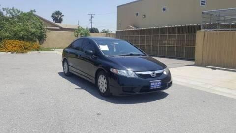 2011 Honda Civic for sale at Silver Star Auto in San Bernardino CA