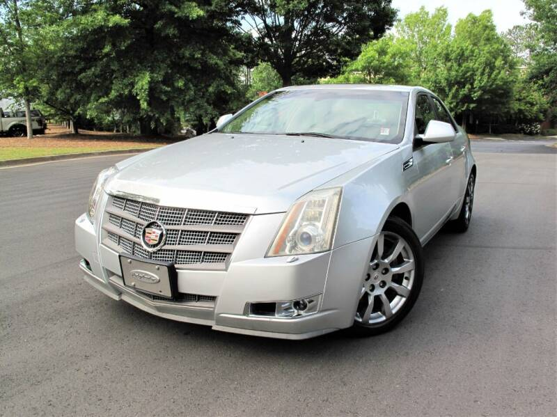 2009 Cadillac CTS for sale at Top Rider Motorsports in Marietta GA