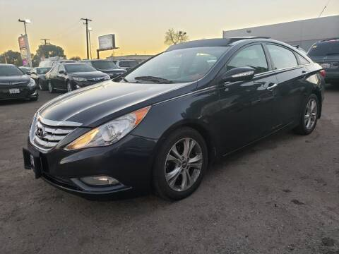 2012 Hyundai Sonata for sale at LR AUTO INC in Santa Ana CA