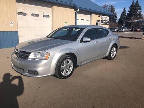 2011 Dodge Avenger for sale at CItywide Auto Credit in Oregon OH