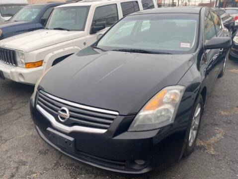 2009 Nissan Altima for sale at Auto Legend Inc in Linden NJ