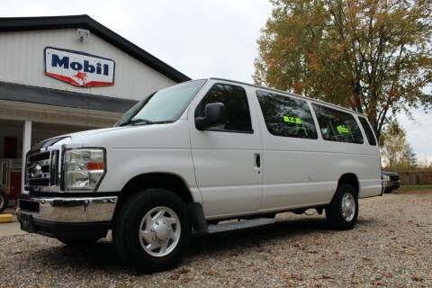 2008 Ford E-Series Wagon for sale at Show Me Used Cars in Flint MI