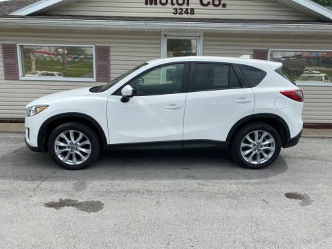 2015 Mazda CX-5 for sale at Bic Motors in Jackson MO