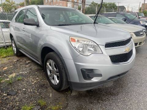 2011 Chevrolet Equinox for sale at Philadelphia Public Auto Auction in Philadelphia PA