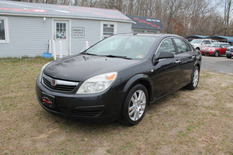 2009 Saturn Aura for sale at Manny's Auto Sales in Winslow NJ