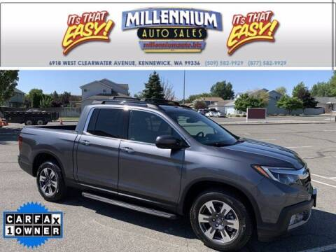 2017 Honda Ridgeline for sale at Millennium Auto Sales in Kennewick WA
