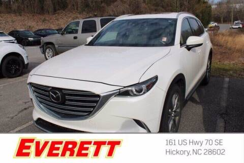 2017 Mazda CX-9 for sale at Everett Chevrolet Buick GMC in Hickory NC