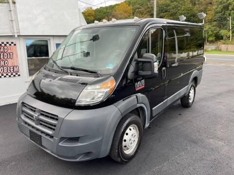2014 RAM ProMaster Cargo for sale at Auto Banc in Rockaway NJ