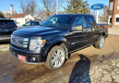 2014 Ford F-150 for sale at Union Auto in Union IA