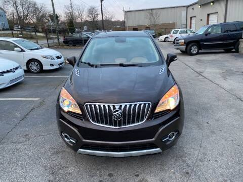 2014 Buick Encore for sale at Mitchell Motor Company in Madison TN